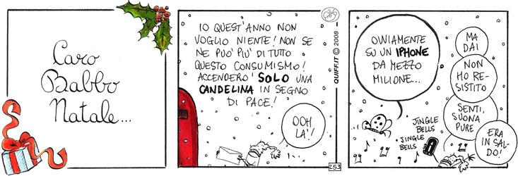 Caro Babbo Natale – la lettera di Vermiglione