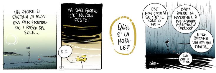 La morale del fiore