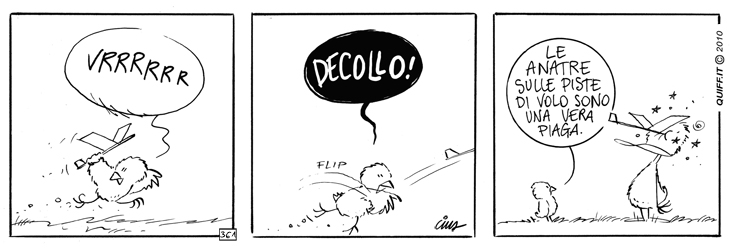 Decollo!